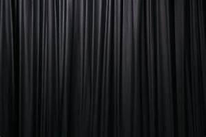 black curtain photos 1159588 freeimagescom With black curtains texture