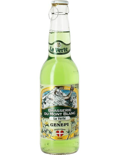 biere du mont blanc bi 232 re verte du mont blanc bi 232 re au g 233 n 233 pi brasserie du mont blanc