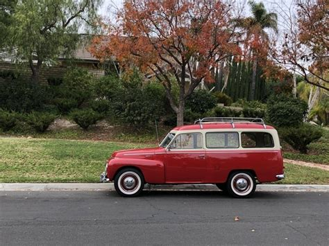 Volvo Thousand Oaks by 1960 Volvo 445 Duett For Sale In Thousand Oaks California
