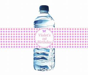 Items similar to diy printable water bottle labels for Buy water bottle labels