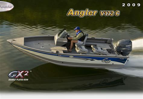 G3 Boat Values by Research 2009 G3 Boats Angler V172c On Iboats
