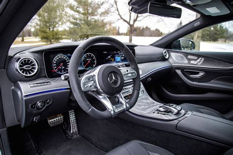 review  mercedes amg cls  car