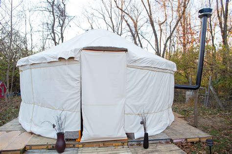 Diy Yurt, Portable Heated Building For Under ,000 (no