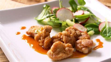 cuisiner des ris de veau ris de veau et réduction de plemousse recettes de cuisine trucs et conseils canal vie