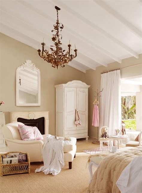 chambre style cagne chic chambre à coucher de style shabby chic en 55 idées