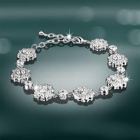 newbridge silverware jewellery  ohara clear stone