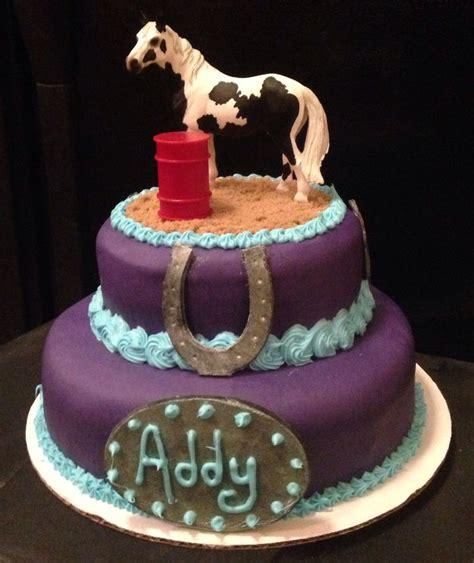 barrel racing horse birthday cake barrel racing pinterest