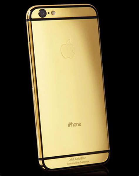 iphone customization custom iphone 6 plus 24k gold plate or customize your