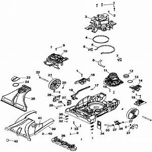 Hoover Carpet Cleaner Parts Diagram  U2013 Floor Matttroy