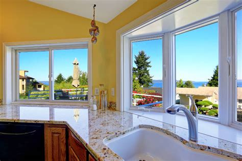 kitchen bay window kitchen windows what style is best