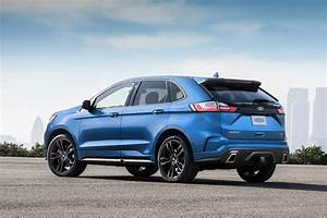 Ford Suv Edge : the 335hp ford edge st is a performance suv with a track mentaility ~ Medecine-chirurgie-esthetiques.com Avis de Voitures