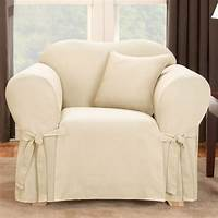 chair slip cover Sure Fit Slipcovers Logan Chair Slipcover | ATG Stores
