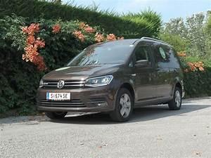 Volkswagen Caddy Maxi Confortline : vw caddy maxi tgi testbericht auto ~ Medecine-chirurgie-esthetiques.com Avis de Voitures