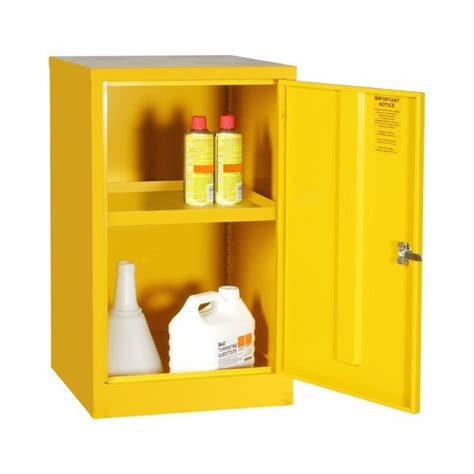 Chemical Cabinets by Fireproof Flammable Chemical Storage Cabinet At Rs 33000