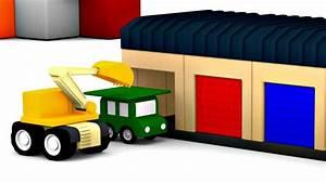 Garage Für 4 Autos : lehrreicher zeichentrickfilm die 4 kleinen autos die garage youtube ~ Bigdaddyawards.com Haus und Dekorationen