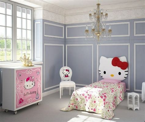 chambre fille hello chambre fille en 105 idées de design et décoration