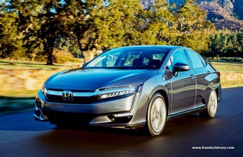 2019 Honda Clarity Plugin Hybrid Review  Honda Civic Updates