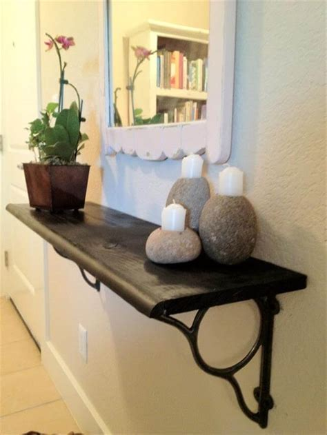 Foyer Shelves by 10 Diy Entryway Decor And Storage Ideas Diy To Make