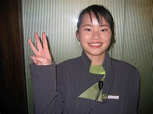 Cute Chinese Girl, Hotel Staff in Shenzhen share ...