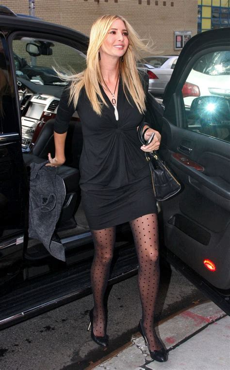 trump ivanka wendy tights williams farley pajamas jennifer lookbook stylebistro looks