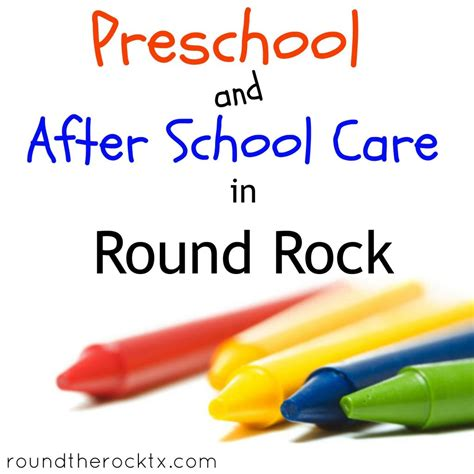preschools in round rock tx rock preschool after school care guide 2015 203