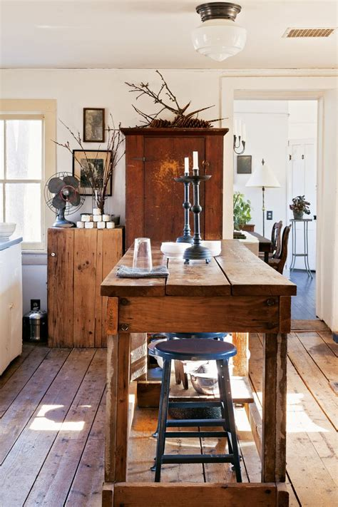 rustic kitchen island table farmhouse kitchen table i say my studio table