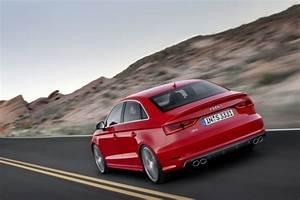 Audi A3 5 Portes : audi d voile son a3 berline 4 portes cnet france ~ Gottalentnigeria.com Avis de Voitures