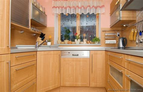 wood kitchen ideas modern light wood kitchen cabinets pictures design ideas
