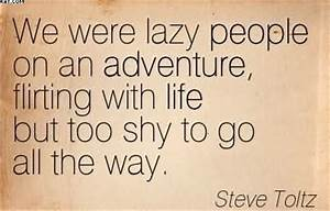 Let's Go On An Adventure. - Quotespictures.com