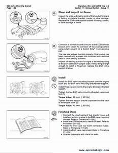Cummins Ecs Signature Isx Qsx15 Engines Pdf Manuals