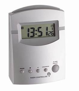 Radio Controlled Uhr Bedienungsanleitung : digitaler funk wecker tfa dostmann ~ Watch28wear.com Haus und Dekorationen