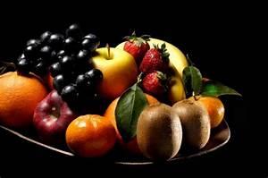 Panier A Fruit : panier de fruits tableau en nature morte aux crayons de couleurs ~ Teatrodelosmanantiales.com Idées de Décoration