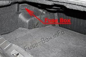 Fuse Box Diagram  U0026gt  Chevrolet Malibu  2008