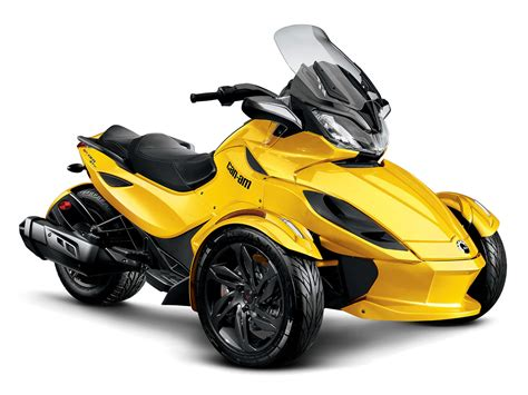 Can-am Spyder St-s Photos, Specifications