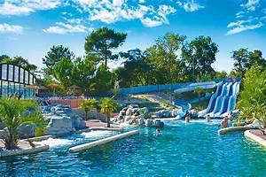 camping palace 4 a soulac With camping en france avec piscine couverte 13 camping sud de la france le serignan plage