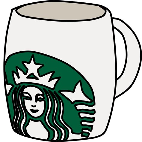 Starbucks coffee cup clipart images stickers coffee cup clipart. starbucks cup png - Starbucks Starbuckscoffee Cup Starbukscup Niebieskoka - Starbucks Coffee Cup ...