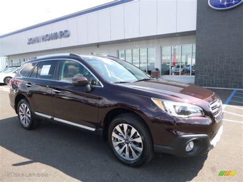 Brilliant Brown by 2017 Brilliant Brown Pearl Subaru Outback 3 6r Touring