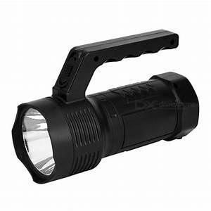 Lampe De Poche Rechargeable De Travail Portable LED COB