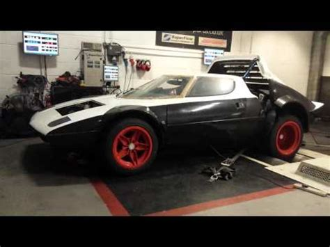 Lancia Stratos Replica Is The Lister Bell Str Kitcar B
