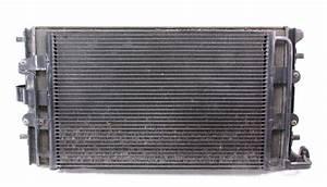 Valeo Radiator  U0026 Ac Condenser Vw Beetle 98
