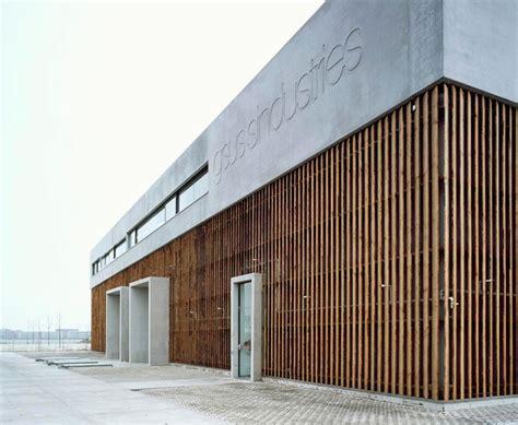 Beton Holz Fassade by Evelo Architecten Illuminates G Sussindustries
