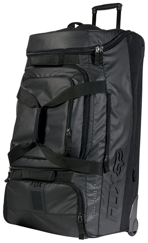 gear bags motocross fox racing shuttle roller gear bag revzilla