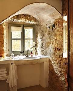 rustic spanish bathroom Decozilla