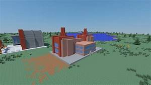 C U0026c Red Alert Power Plant Minecraft Project