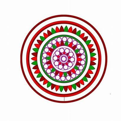 Circle Quilt Clip Clipart Embroideryshristi Cliparts Circles