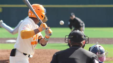 tennessee baseball schedule announced vols wire
