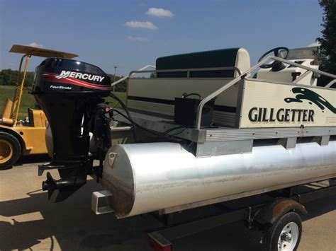 Bowfishing Boats For Sale In Western Ky by Pontoon New And Used Boats For Sale In Kentucky