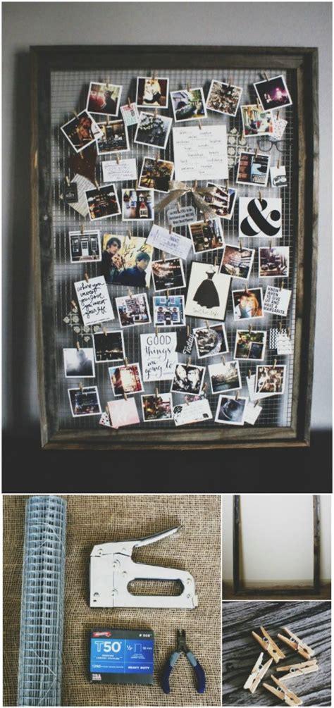 diy wedding photo display ideas  showcase