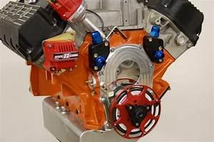 Mancini Racing Billet Timing Cover
