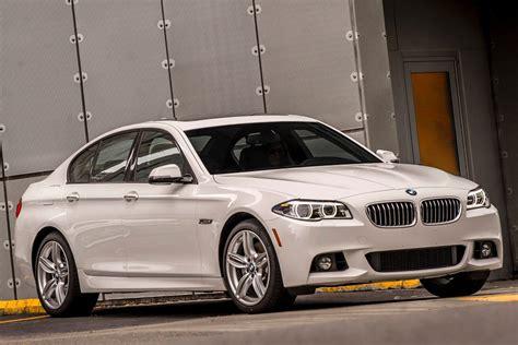 (white) 2015 Bmw 5 Series #6060  Cars Performance